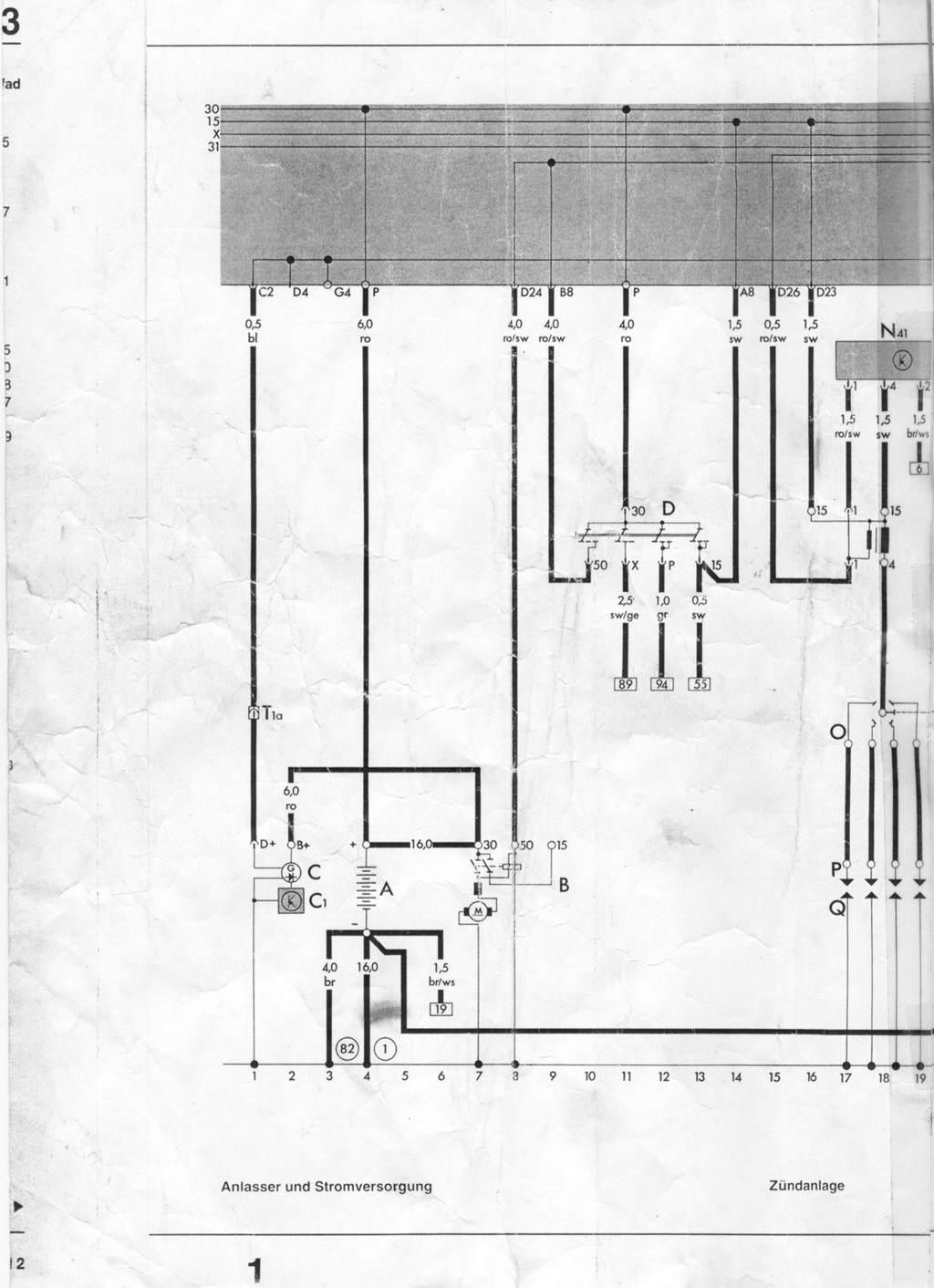 Tolle Tr6 Punkte Zündung Schaltplan Galerie - Der Schaltplan ...