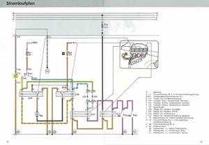 zusatz stromlaufplan elektrisches verdeck golf 1 und. Black Bedroom Furniture Sets. Home Design Ideas