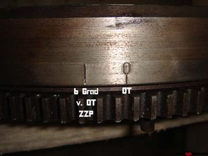 Steuerzeiten bei 8V Motoren (2H, JH, PG etc.) einstellen ...